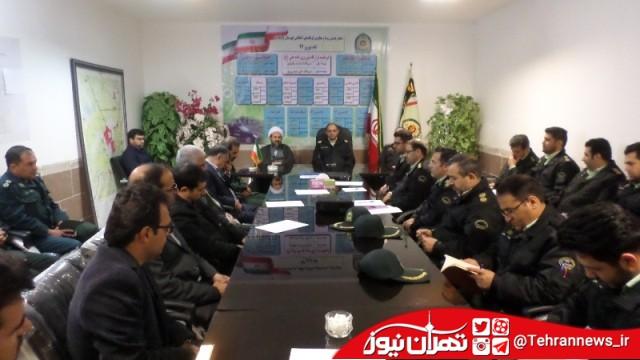 مشارکت مردم پشتوانه محکم برای اقتدار پليس است