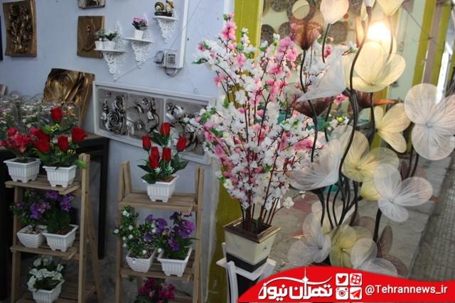 برپایی نمایشگاه عرضه گل و گیاه در قرچک