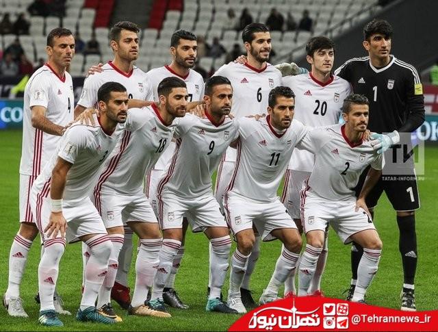اسامی بازیکنان دعوت شده به تیم ملی فوتبال ایران اعلام شد