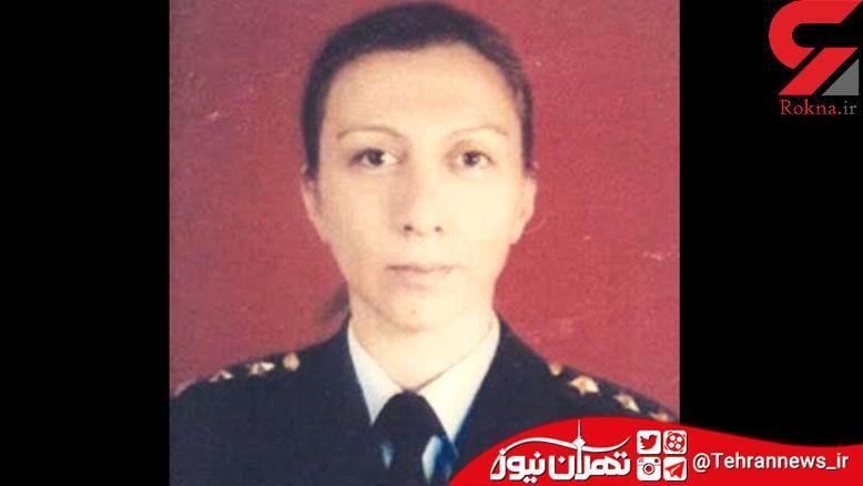 خلبان جت دختر ترکیه ای هنگام برخورد با کوه پودر شده است؟! + عکس