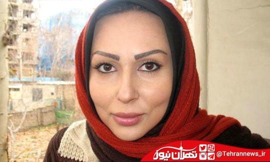واکنش پرستو صالحی به قضاوت داور العین - استقلال + عکس