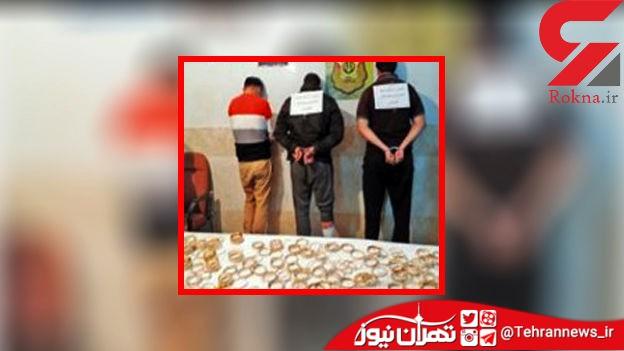 اعدام 2 برادر که به طلافروشی گچساران حمله کرده بودند