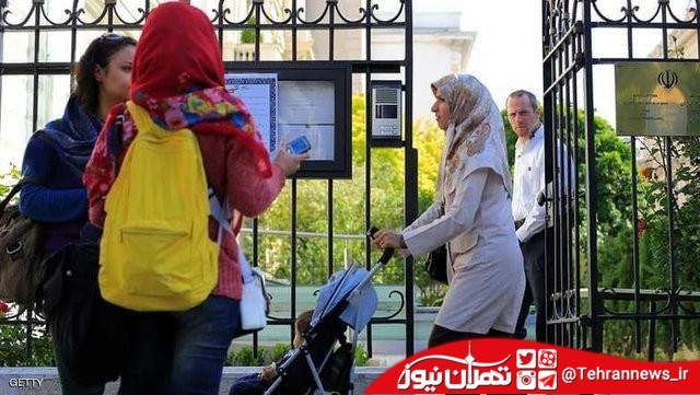 حمله با چاقو به محل اقامت سفیر ایران در اتریش