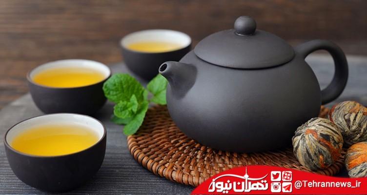 چای سبز، کبد را پاکسازی میکند!