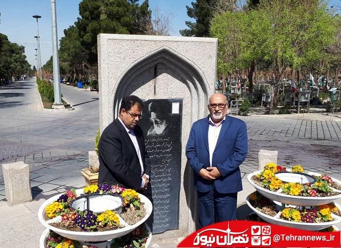 بهشت زهرا(س) نگین سبز گردشگری برای تهران