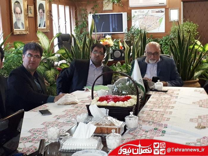 بازدید رئیس کمیته میراث فرهنگی و گردشگری شورای شهر تهران از بهشت زهرا(س)