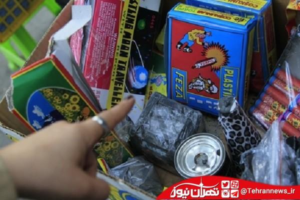 جولان فروشندگان مرگ در خیابانهای تهران