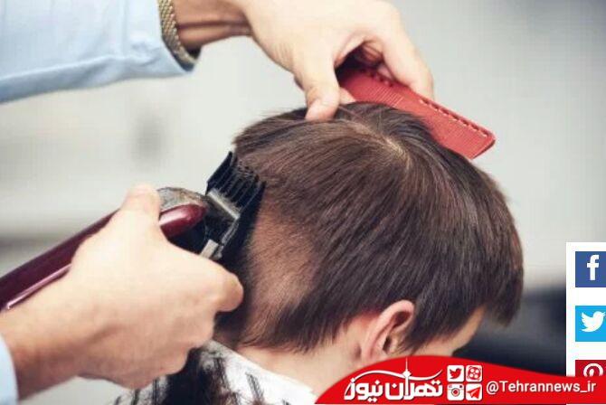 کچل کردن مشتری، آرایشگر را روانه زندان کرد! + عکس