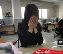 درگیری خیابانی بین ۶ دختر دانشجو در اردبیل + عکس