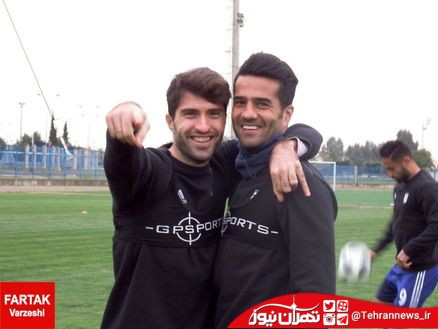 تهدید لژیونر ایرانی در یونان!