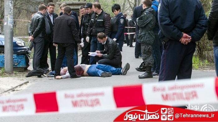قتل مجری مشهور تلویزیون + عکس