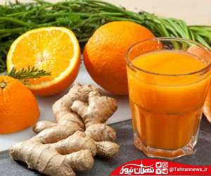 فواید خوردن آب هویج با زنجبیل