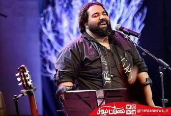کنسرت رضا صادقی در نمایشگاه بینالمللی ماکو