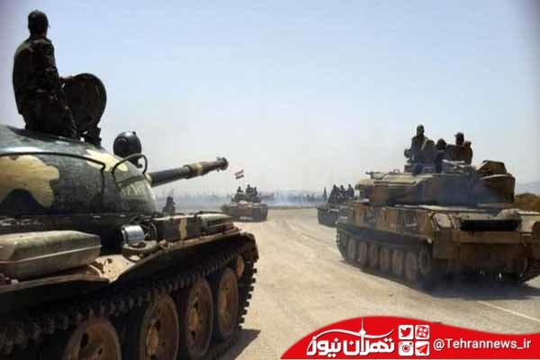 ورود ارتش سوریه به ۳ شهرک جدید در حومه درعا