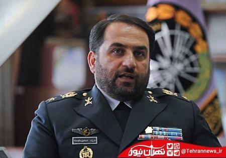 امیر فرزاد اسماعیلی مشاور و دستیار فرمانده کل ارتش شد