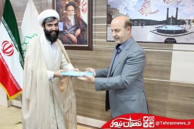 معارفه دو مدیر ارشد جدید در شهرداری منطقه 20