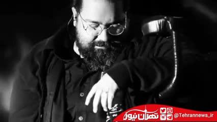تیزر غیر رسمی آلبوم جدید رضا صادقی منتشر شد