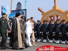 حضور رهبر انقلاب در دانشگاه علوم دریایی امام خمینی(ره) نوشهر