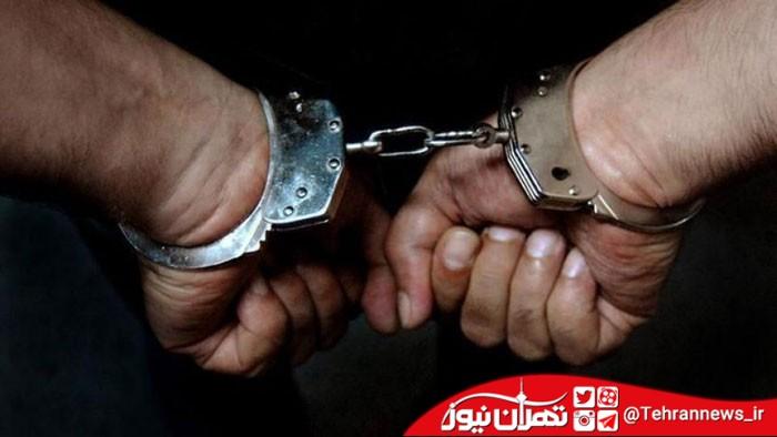 دستگیری سارقان زورگیر در شهریار + اعترافات متهمان