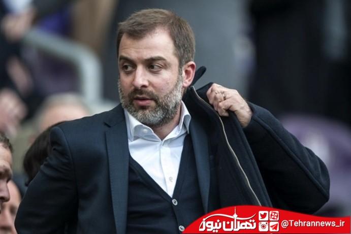 برادر مالک ایرانی شارلوا دستگیر شد + تصاویر