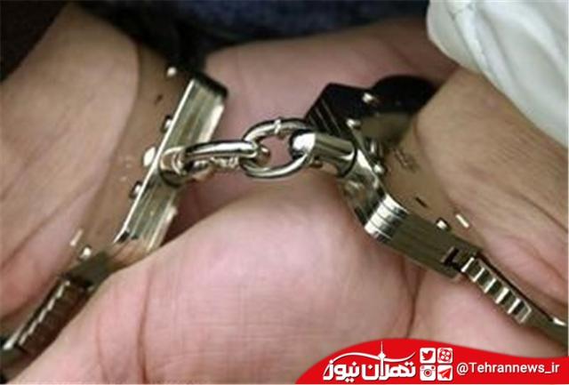 دستگیری 9 قمه کش وحشی در تهران + عکس