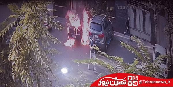 اقدام هولناک خواستگار کینه جو در تهران !