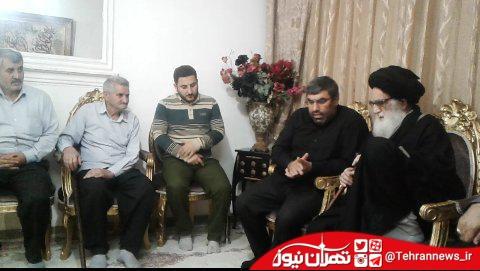 مردمی بودن رمز محبوبیت امام جمعه ورامین است / دیدار آیتالله محمودی از علی زندی طغان