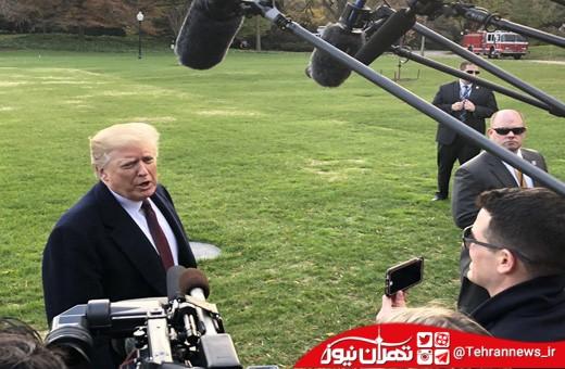 توهین بی شرمانه ترامپ به ملت ایران + فیلم