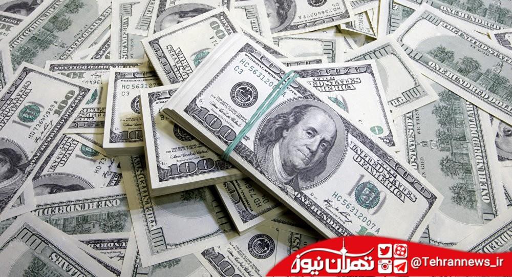 قیمت دلار امروز 21 آذر 97