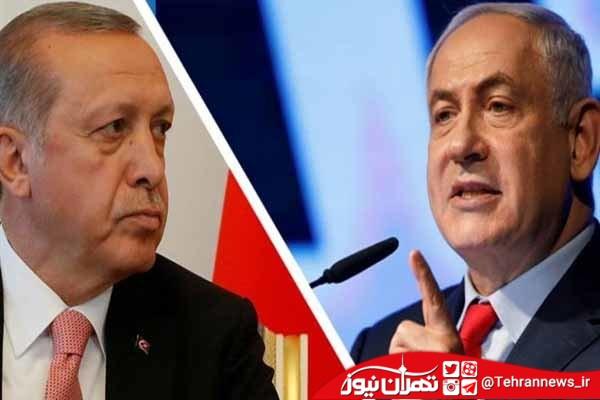 راز بالا گرفتن جدال لفظی نتانیاهو و اردوغان