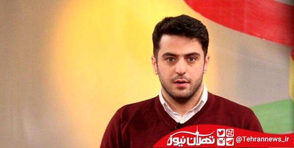 واکنش علی ضیا به شکست علی کریمی در انتخابات /عکس
