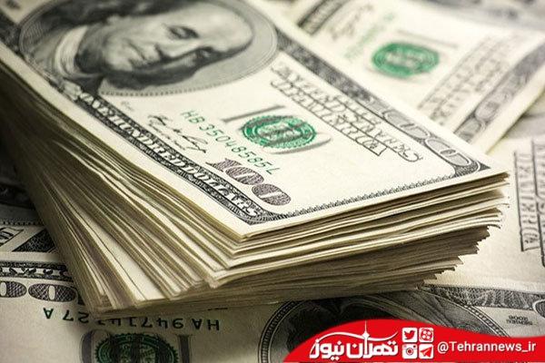 قیمت دلار امروز 8 بهمن 97