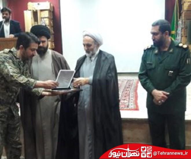 گزارش تصویری مراسم تودیع و معارفه نماینده ولی فقیه در سپاه ملارد