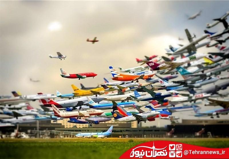 تداوم فروش چارتری پروازهای داخلی