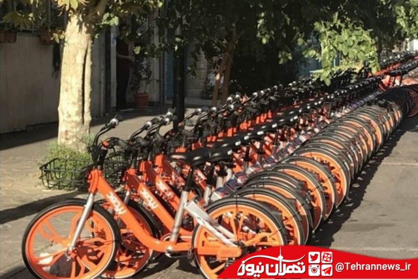 طرح مطالعاتی دوچرخه های هوشمند در باقرشهر کلید خورد.