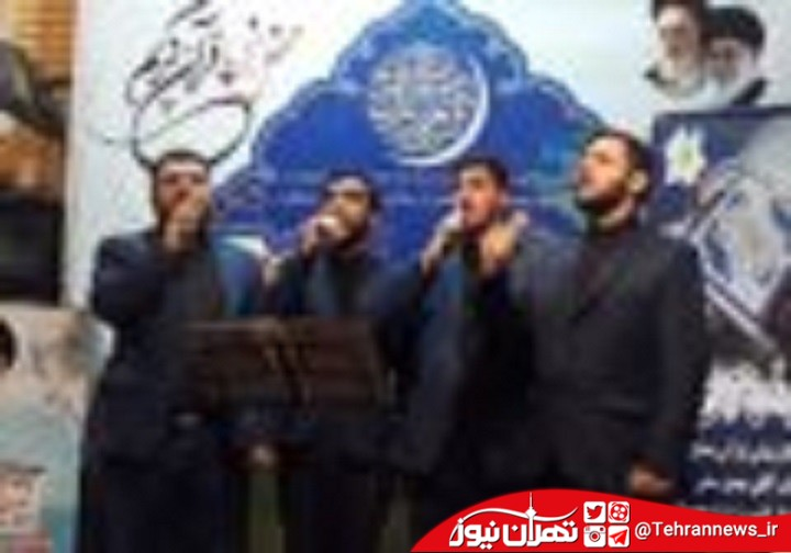 برگزاری محفل انس با قرآن کریم در ملارد + تصاویر