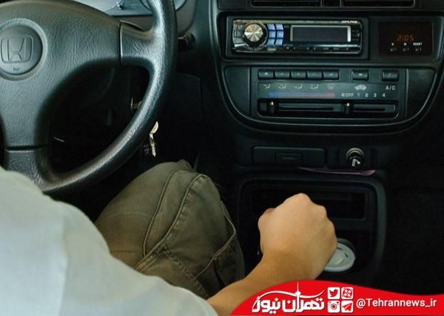 ویژگی های رانندگان پرخطر پایتخت