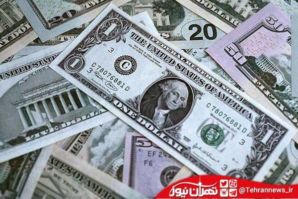 قیمت دلار امروز 8 اسفند 97