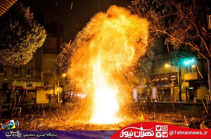 دستورالعمل چهارشنبه آخر سال در تهران ابلاغ خواهد شد