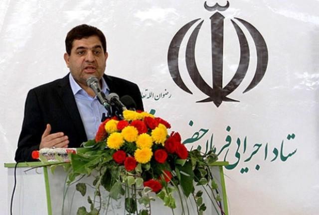 محمد مخبر معاون اول رئیسی شد