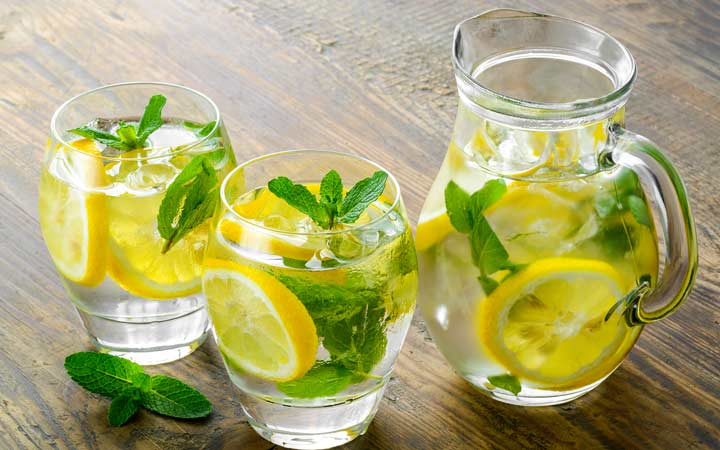 نوشیدنیهای مناسب ماه رمضان