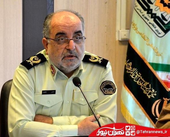 کلاهبردار 15 میلیارد ریالی در شهریار دستگیر شد