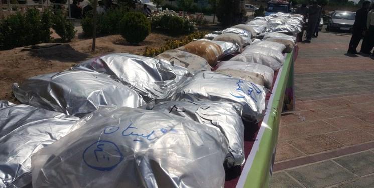انهدام ۲ باند تهیه و توزیع مواد مخدر در غرب تهران