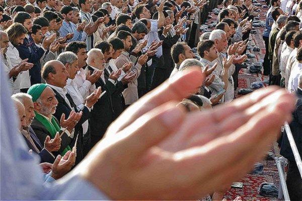 برگزاری متمرکز نماز عید فطر در فیروزكوه