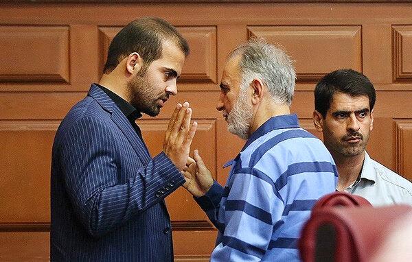 ۳ تا ۱۰ سال حبس در انتظار نجفی