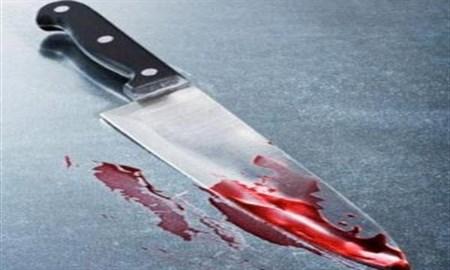 قتل داماد با فرو کردن چاقو در گردنش !