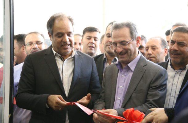 افتتاح پروژه های عمرانی شهرقدس + جزئیات