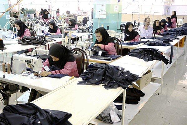 فشار کرونا بر صنعت پوشاک کشور