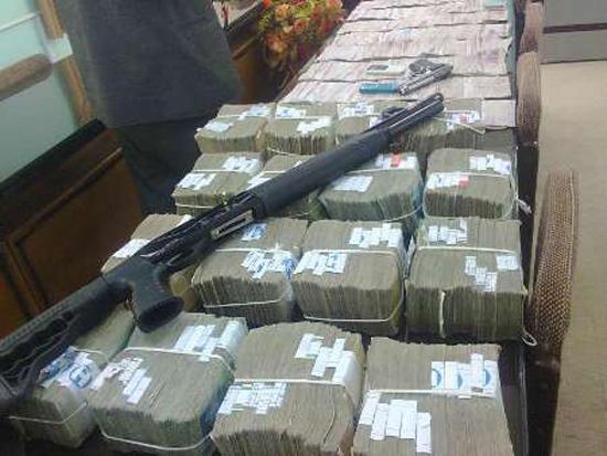 سرقت 123 میلیارد تومانی از یکی از شعب بانک صادرات در رباط کریم