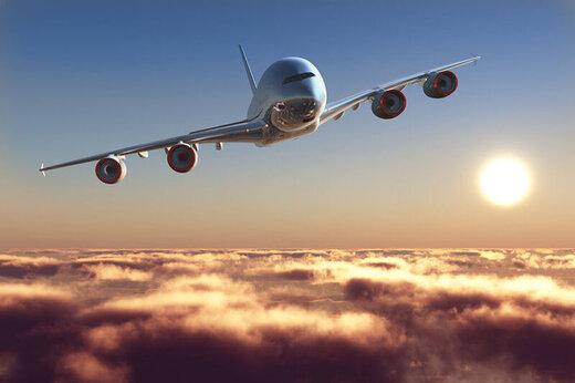 فرود اضطراری هواپیمای مسافربری در فرودگاه مشهد